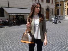#fashion #fashionblogger #louisvuitton #spring http://fleurdhiver.com/2014/06/04/enjoying-the-spring/