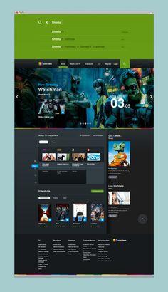 94 best digital web design inspiration dark images design rh pinterest com