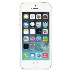 """APPLE iPhone 5S 32GB Gold - Refurbished Grade A-Daily Deals  Write a review DualCore A7 - 1.3Ghz, RAM 1GB, Storage 32GB, Cam (F)1.2MP, (B)8.0MP, UMTS/HSDPA/GSM/EDGE, Wi-Fi, BT 4.0, A-GPS, 4"""", iOS 7  See More Product At http://kliknklik.com/ or http://kliknklik.com/340-apple-iphone"""