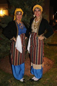 Γυναικεία ποντιακή ενδυμασία-Traditional Greek folk dance costume of Pontus