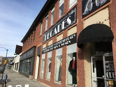Check out Decades, one downtown Salt Lake City's best vintage shops.  More on the blog. #slc #saltlakecity #downtown #shops #vintage #utah #latitude40