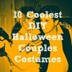 10 Coolest DIY Halloween Couples Costumes