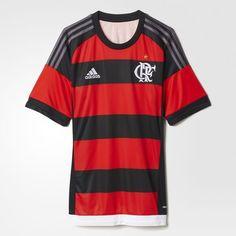 [adidas] camisa futebol flamengo 1 - r$104,49