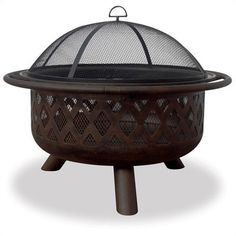As soon as we put down something for it to safely rest on, I want this firebowl!