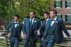 Wedding, Groomsmen