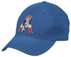 NFL New England Patriots End Zone Team Color Flex Slouch Hat - EN13Z, Blue, Small/Medium Reebok. Save 55 Off!. $9.99