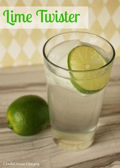 This easy lime drink is perfect for summer! It's simple and refreshing, perfect for any occasion.
