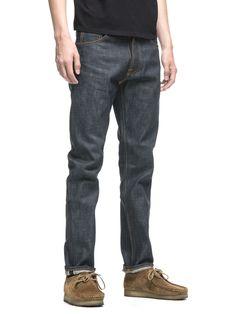 Fearless Freddie Dry Aged Selvage - Nudie Jeans