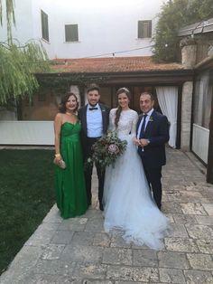 Burgundy Wedding, Italy Wedding, Bridesmaid Dresses, Wedding Dresses, Fashion, Bridesmade Dresses, Bride Dresses, Moda, Bridal Gowns