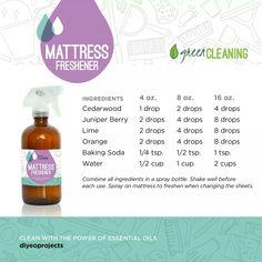 Mattress refresher