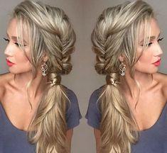 Ook zo gek op vlechten in je haar? Kijk naar deze 11 prachtige vlechten voor inspiratie. - Kapsels voor haar