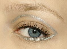 Makeup at Anne Valerie Hash Spring 2008