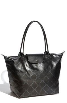 Longchamp \u0027LM Metal\u0027 Shoulder Tote available at #Nordstrom