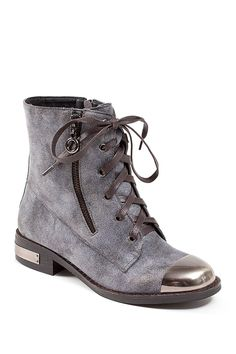 4c9a1654d2 Checklist Story Metal Combat Boot by Checklist on  nordstrom rack Feminino