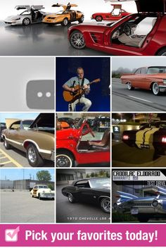 classic cars video campaign