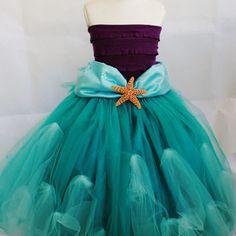 Shop Little Mermaid Costume Etsy on Wanelo