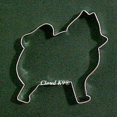 Hey, I found this really awesome Etsy listing at https://www.etsy.com/listing/38283117/pomeranian-keeshond-dog-cookie-cutter