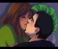 DxC Kiss by Inner-D.deviantart.com on @deviantART