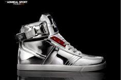 "7ad5f5824 DC Life x Probus NYC Admiral Sport ""Probot"" Sneaker Heels"