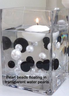 Unique Black & White Pearl Beads Including Clear Water Pearls. Great for Wedding Centerpieces and Decorations by Celebration Styles, http://www.amazon.com/dp/B007QYNKXC/ref=cm_sw_r_pi_dp_zvL2pb13TQNHB
