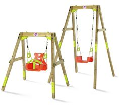 Buy Plum Wooden Growing Swing at Argos.co.uk, visit Argos.co.uk to shop online for Swings, Swings, slides and climbing frames, Outdoor toys, Toys