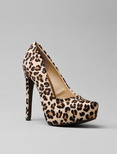 If You don't have Leopard pumps than you must go get you some!! They are a must!!!!!!!