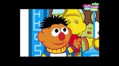 Galli Galli Sim Sim: Fun time with Bert and Ernie