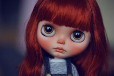 Noreen Penguinbabydolls OOAK Custom Blythe by Penguinbabydoll