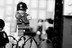 Die Berliner Mauer – aus LEGO