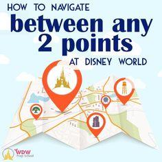 Disney World Tips   How to navigate with Disney World transportation