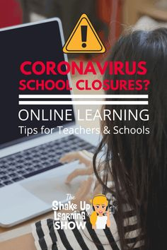 Online Learning Tips for Teachers and Schools [interview with an American Teacher in China] Coronavirus Closures? Online Learning Tips for Teachers and Schools [interview with an American Teacher in China] Learning Tips, Learning Quotes, Home Learning, Learning Resources, Teacher Resources, Teaching Ideas, Preschool Learning, Education Quotes, Teacher Tools
