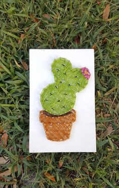 Cactus String Art  Hey, I found this really awesome Etsy listing at https://www.etsy.com/listing/503887208/cactus-string-art-made-to-order-home