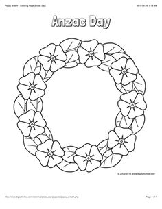 day wreath coloring pages canada Remembrance Day (sometimes known informally as . Coloring book: Remembrance day wreath coloring pages canada Poppy Coloring Page, Flower Coloring Pages, Colouring Pages, Coloring Sheets, Coloring Book, Adult Coloring, Remembrance Day Activities, Remembrance Day Poppy, Memorial Day Poppies