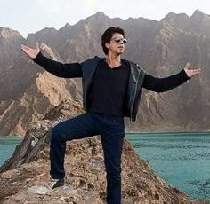 my srk Romantic mode