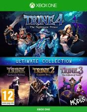 Trine Ultimate Collection for - PlayStation 4 - Action/Adventure Game - R 814290014827 Xbox 1, Playstation 5, Xbox One Games, Ps4 Games, Kodi Live Tv, Sega Genesis Mini, Video Game Collection, Game Environment, Geek Squad