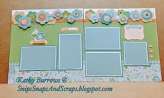 Snips, Snaps, and Scraps: May Stamp of the Month. #CTMH #Blossom