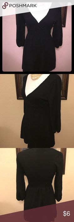 Women's Black Blouse Size L Great condition no rips holes or stains from a smoke free home Tops