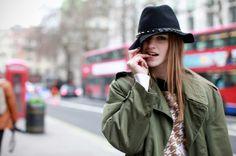 London street style. Photos by Victoria Adamson.