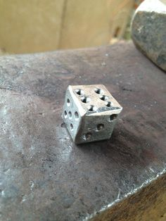 Hand Forged Gaming Dice