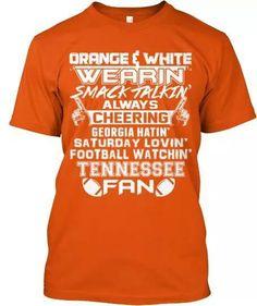 Tennessee fan