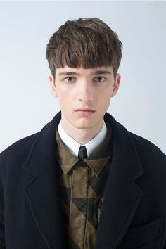 SMITH-WYKES Fall/Winter 2014 Lookbook CREDENCE