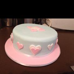 Mums Birthday Cake March 2012