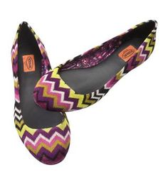 Missioni for Target flats! How can I get these before they are all gone?!