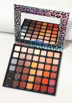 Plus Size Clothing | Violet Voss Ride Or Die Pro Eye Shadow Palette | Debshops