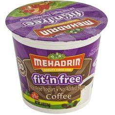 Mehadrin Yogurt Fit 'N Free Blended Coffee, 6 Oz