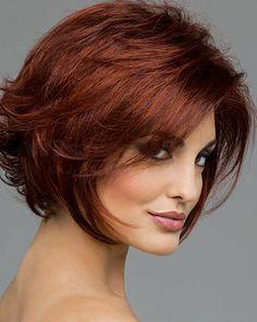 Short+Choppy+Layered+Hairstyles+with+Bangs | Short Hairstyles with Bangs