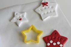 most popular polymer clay christmas ornaments | Polymer Clay Christmas Ornament Craft | Catch My Party