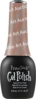 FingerPaints Gel Polish Fine Art Auction.  NEVER in my life have I received so many compliments on a color.  My absolute fave!