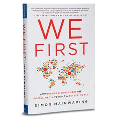 "It is a book about how connectedness through social networks can help satisfy the needs of business bottom line and a healthy, sustainable planet.     The book offers a new marketplace model that is not drive by ""me first"" corporate greed, but how corporations can leverage social media to build a better world and earn consumer goodwill and loyalty.      http://www.amazon.com/gp/product/0230110266/ref=as_li_qf_sp_asin_tl?ie=UTF8=bethkanterorg-20=as2=217153=399701."