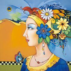 Mariposa de la Paz ~ Orestes Bouzon